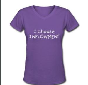 I Choose Inflowment Shirt