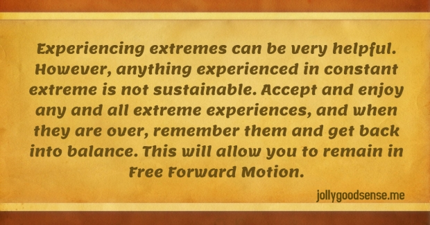 Experiencing Extremes 2