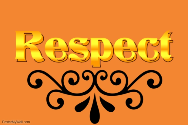 Respect All Ways