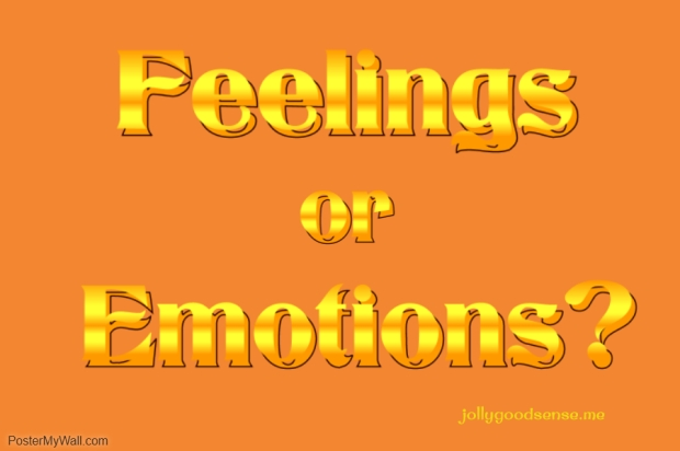 Feelings or Emotions