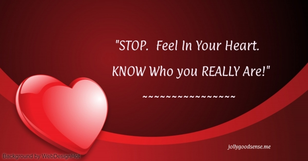 STOP Feel in Your Heart