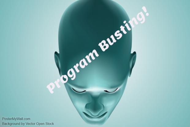 Busting Programs