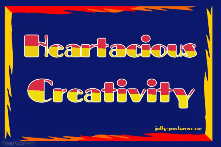 Heartacious Creativity