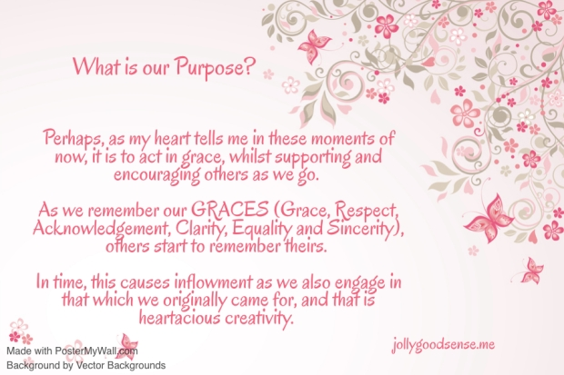 What is our Purpose - Made with PosterMyWall